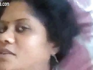 0094327931 Desi horny Indian aunty with young man
