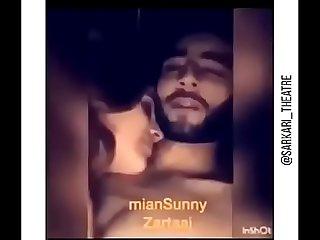 Mian sunny fucking Zartaajali tiktok actress