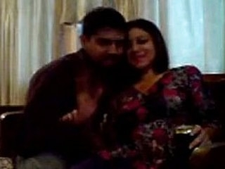 Pakisthani hot couple fuck on sofa