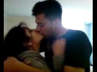 Desi Girl Sensual Lip kiss