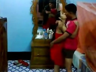 Newly Married Bangla Couple Fucking