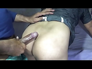 brother Wake up Sister in Panty to Fuck When Home