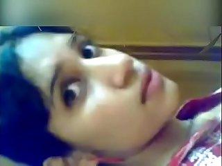 Hot girl made videi for boyfriend 3