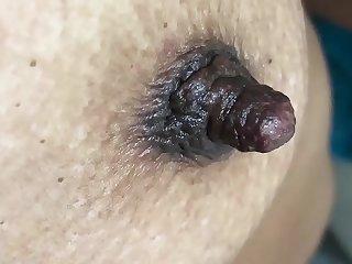 Desi Boobs closeup